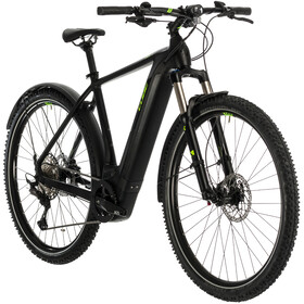 Cube Cross Hybrid Race 500 Allroad, black'n'green